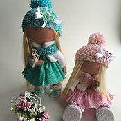 """Куклы и игрушки ручной работы. Ярмарка Мастеров - ручная работа Интерьерная кукла """"Зефирка"""". Handmade."""