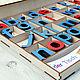 Заказать Немецкий печатный алфавит из дерева. Сергей Кандаков (WoodLife). Ярмарка Мастеров. . Игровые наборы Фото №3