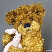 Куклы и игрушки ручной работы. Ярмарка Мастеров - ручная работа Зелёненький мишка. Handmade.