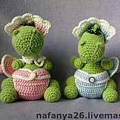 Куклы и игрушки ручной работы. Ярмарка Мастеров - ручная работа Крошка дракошка. Handmade.