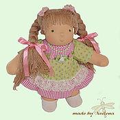 Куклы и игрушки ручной работы. Ярмарка Мастеров - ручная работа Кукла в вальдорфском стиле. Handmade.