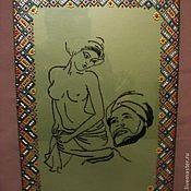 Картины и панно ручной работы. Ярмарка Мастеров - ручная работа Ночи Шехерезады 6. Handmade.