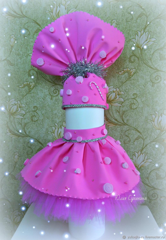 новогодний костюм конфетки фото научим