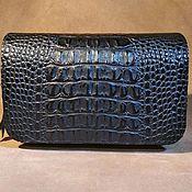 Сумки и аксессуары handmade. Livemaster - original item Handbag on a belt or on a shoulder. Handmade.