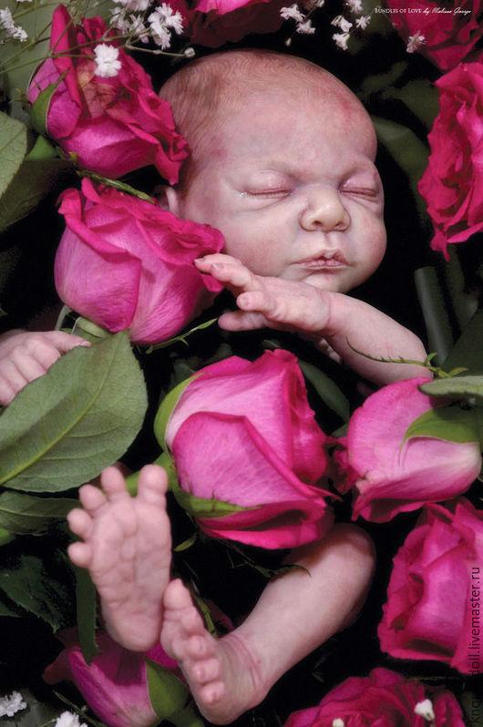 Куклы и игрушки ручной работы. Ярмарка Мастеров - ручная работа. Купить молд Rosebud от Cindy Musgrove. Handmade. Rosebud