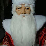 Куклы и игрушки ручной работы. Ярмарка Мастеров - ручная работа Дед Мороз. Handmade.
