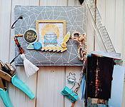 Канцелярские товары ручной работы. Ярмарка Мастеров - ручная работа Альбом. Handmade.