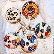 "Посуда ручной работы. Ярмарка Мастеров - ручная работа Чашка гранат ""Цвета -цветы"". Handmade."