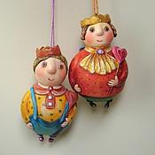 Куклы и игрушки ручной работы. Ярмарка Мастеров - ручная работа Принцы. Handmade.