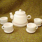 Маленький набор чайной посуды, 10 предметов