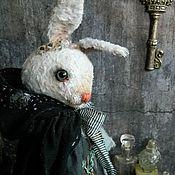 Куклы и игрушки ручной работы. Ярмарка Мастеров - ручная работа Зайчик Софи Савьон. Handmade.