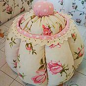 Для дома и интерьера handmade. Livemaster - original item Textile candy box. Handmade.