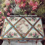 handmade. Livemaster - original item Suitcase-hope Chest. Handmade.