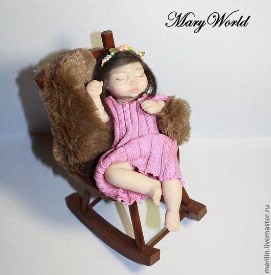 """Коллекционные куклы ручной работы. Ярмарка Мастеров - ручная работа. Купить Кукла """"Сонечка"""". Handmade. Подарок, авторская кукла, плюш"""