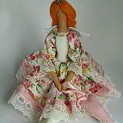 """Куклы и игрушки ручной работы. Ярмарка Мастеров - ручная работа Кукла тильда. Ангел """"Лаура"""". Handmade."""