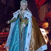 Куклы и игрушки ручной работы. Ярмарка Мастеров - ручная работа Екатерина Великая. Handmade.