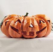 Для дома и интерьера handmade. Livemaster - original item Outdoor Garden Candle Lantern Halloween. Handmade.
