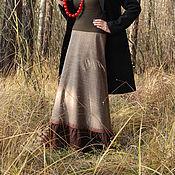 """Одежда ручной работы. Ярмарка Мастеров - ручная работа Бохо юбка """"Колокол"""". Handmade."""