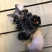 Куклы и игрушки ручной работы. Ярмарка Мастеров - ручная работа Мышебелка Соня. Handmade.