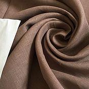 Материалы для творчества handmade. Livemaster - original item Linen FLAP 100% fortieth