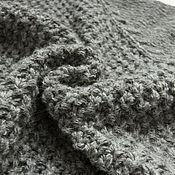 Одежда ручной работы. Ярмарка Мастеров - ручная работа Пальто серое оверсайз. Handmade.