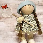 """Куклы и игрушки ручной работы. Ярмарка Мастеров - ручная работа Кукла """"большеножка"""" Танюша. Handmade."""