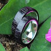 handmade. Livemaster - original item Copy of Copy of Copy of Copy of Wooden ring with emerald. Handmade.