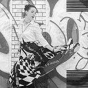 """Одежда ручной работы. Ярмарка Мастеров - ручная работа Юбка """"Алиса"""" 17015. Handmade."""