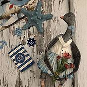 Подарки к праздникам handmade. Livemaster - original item Goose. Handmade.