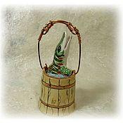 Сувениры и подарки handmade. Livemaster - original item Author`s collector`s bell