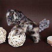 Куклы и игрушки handmade. Livemaster - original item Looking for a home! Guardian-Maxi, riseley cat Cauter. Handmade.
