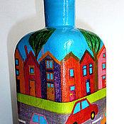 Для дома и интерьера ручной работы. Ярмарка Мастеров - ручная работа Городская жизнь. Handmade.