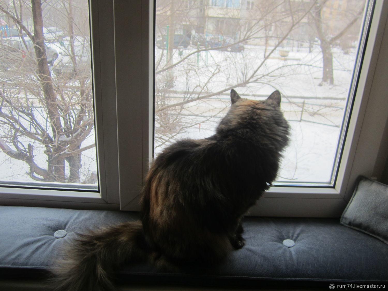 Матрасик на подоконник, Лежанки, Красноярск,  Фото №1