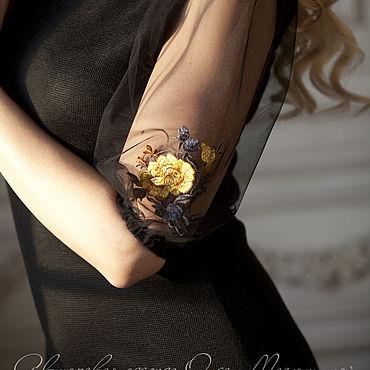 """Одежда ручной работы. Ярмарка Мастеров - ручная работа Платье """"Yellow rose"""". Handmade."""