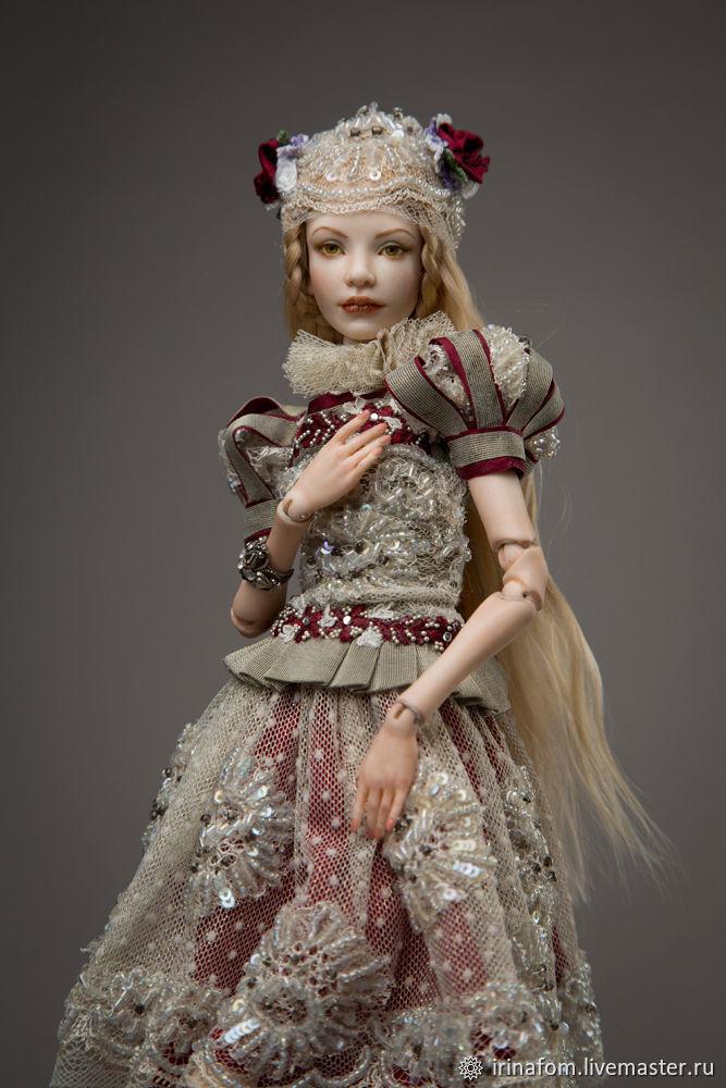 Шарнирная кукла Джульетта, Шарнирная кукла, Санкт-Петербург,  Фото №1