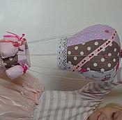 Для дома и интерьера ручной работы. Ярмарка Мастеров - ручная работа воздушный шар из ткани. Handmade.