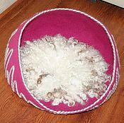 Для домашних животных, handmade. Livemaster - original item Open bed for cats. Handmade.