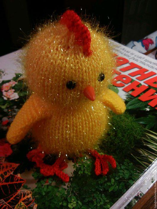 #цыпленок#петух#подарок#игрушка#