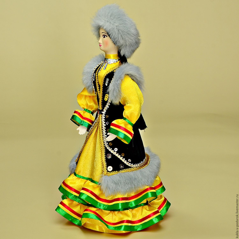 Картинки башкирских кукол