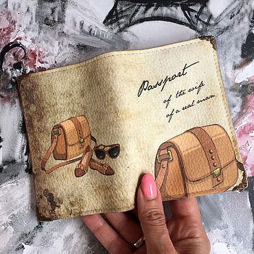 Stationery handmade. Livemaster - original item cover: Real wife. Handmade.