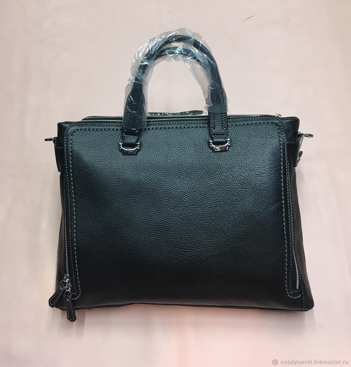 1966498c02ad Мужские сумки ручной работы. Ярмарка Мастеров - ручная работа. Купить  Мужская сумка кожаная 3 ...