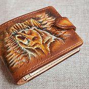 Сумки и аксессуары handmade. Livemaster - original item Purse with Bear. Handmade.