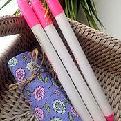 Материалы для творчества ручной работы. Ярмарка Мастеров - ручная работа Маркер для ткани. Handmade.