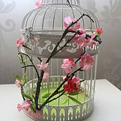 Свадебный салон ручной работы. Ярмарка Мастеров - ручная работа свадебная клетка. Handmade.