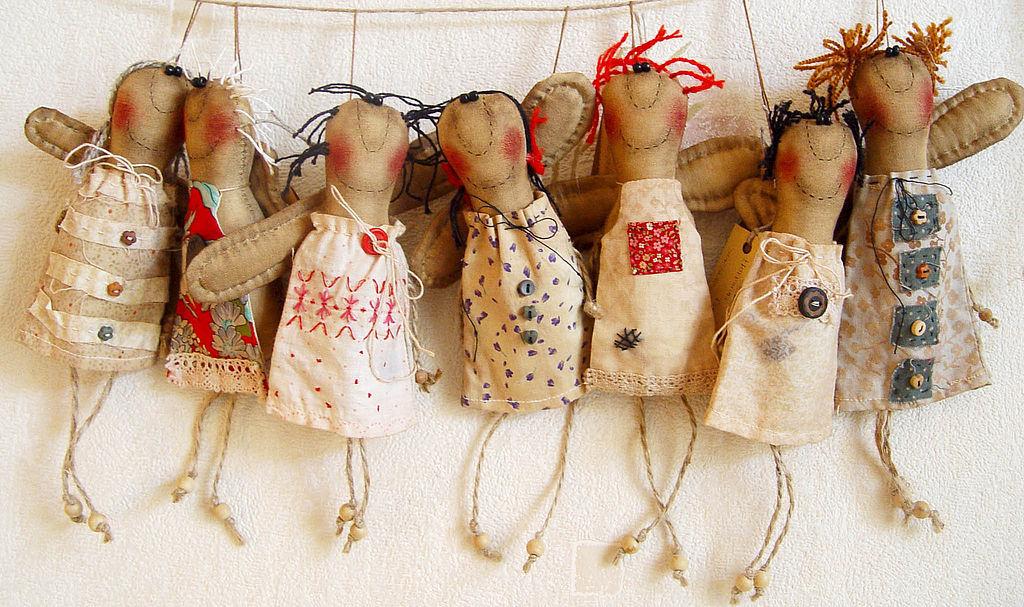 Ярмарка мастеров кукла своими руками - Коллекционные куклы ручной работы. Ярмарка Мастеров