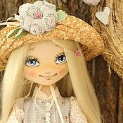Куклы и игрушки ручной работы. Ярмарка Мастеров - ручная работа Текстильная авторская кукла. Handmade.