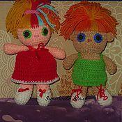 Куклы и игрушки ручной работы. Ярмарка Мастеров - ручная работа Подружки Йоки. Handmade.