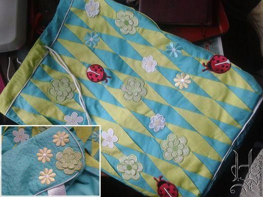 Женские сумки ручной работы. Ярмарка Мастеров - ручная работа. Купить Торба летняя. Handmade. Комбинированный, орнамент, торба