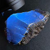 Фен-шуй и эзотерика handmade. Livemaster - original item Blue Amber, kopal, 19 g. Indonesia. Handmade.