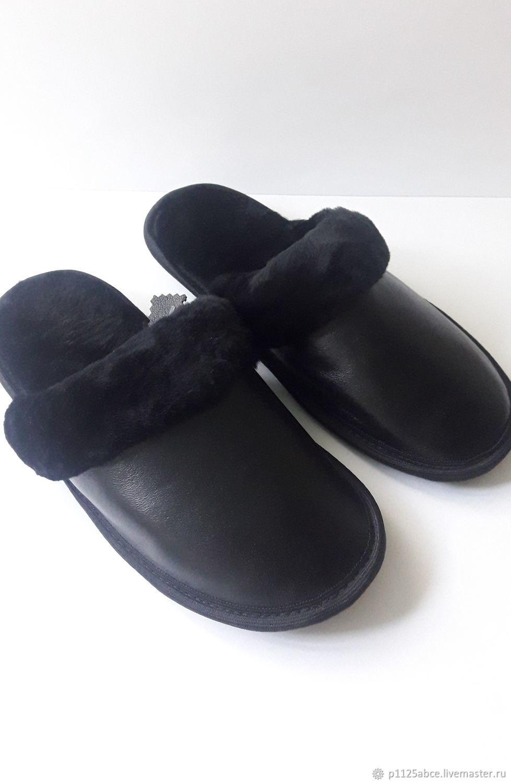 Тапочки мужские, Обувь, Пятигорск, Фото №1